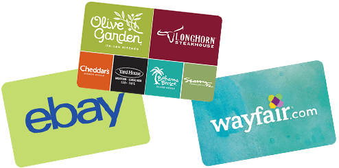Buy Gift Cards: Best Gift Cards To Buy | GiftCards.com