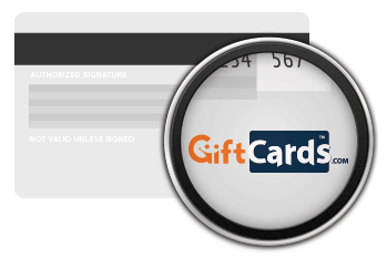 GiftCards.com image of the back of a gift card